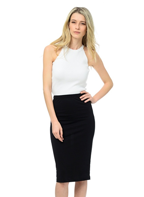 Vero Moda Kolsuz Bluz Beyaz
